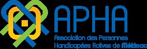 Logo Association des personnes handicapées actives de Mékinac