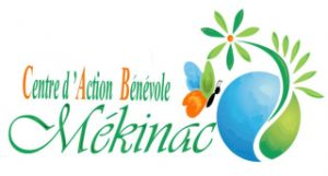 Logo Centre d'Action Bénévole Mékinac