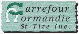 Logo Carrefour Normandie St-Tite