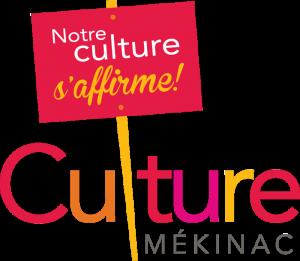 Logo Culture Mékinac