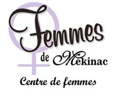 Logo Femmes de Mékinac
