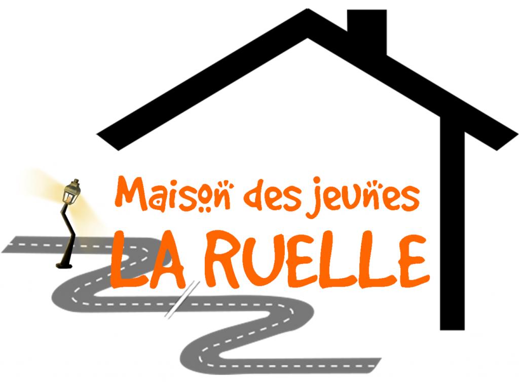 Logo Maison des jeunes La Ruelle