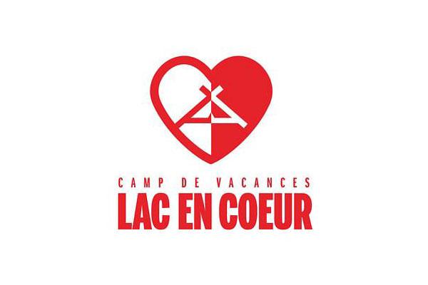 Logo Camp de vacances Lac en Coeur