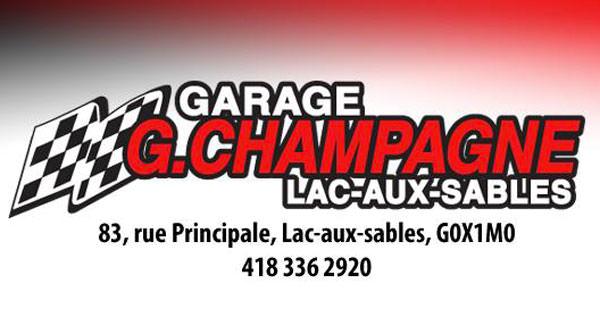 Logo Garage G. Champagne