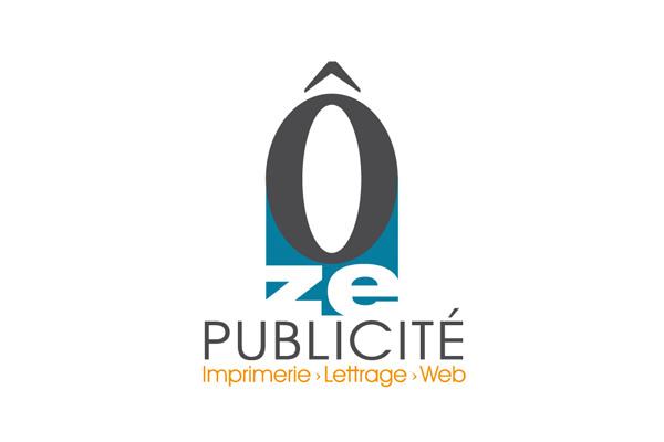 Logo Ôze Publicité