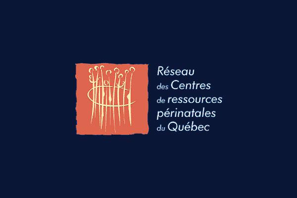 Logo Réseau des centres de ressources périnatales du Québec