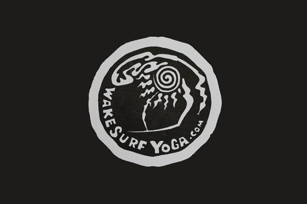 Logo Wake Surf Yoga