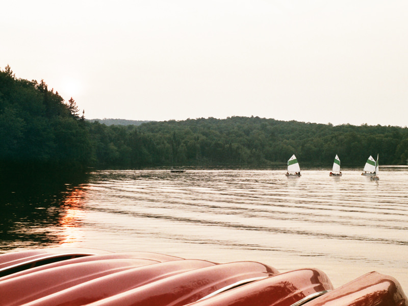 Camp et auberge Lac en Coeur