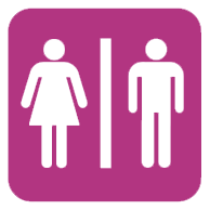 Icône Toilettes