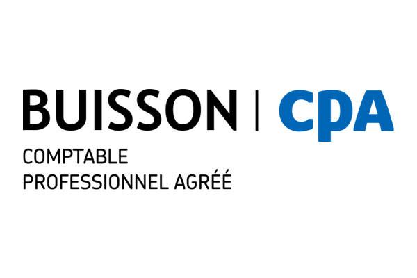 Logo Buisson CPA
