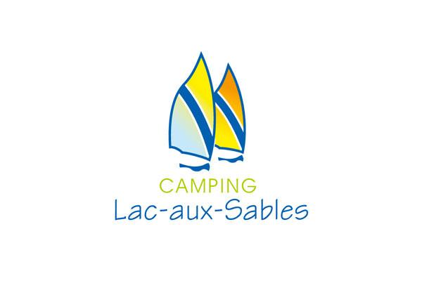 Logo Camping Lac-aux-Sables