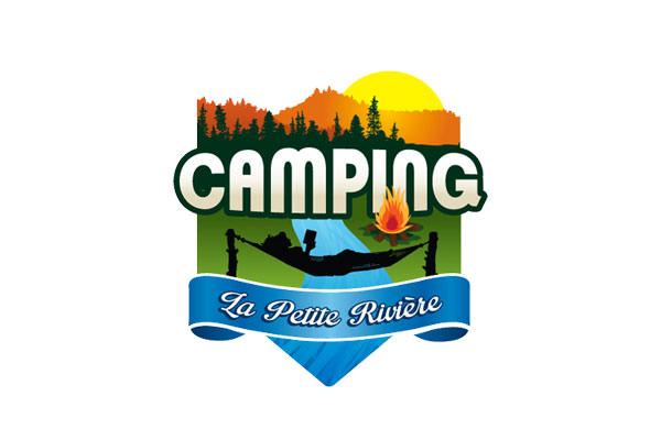 Logo Camping La Petite Rivière