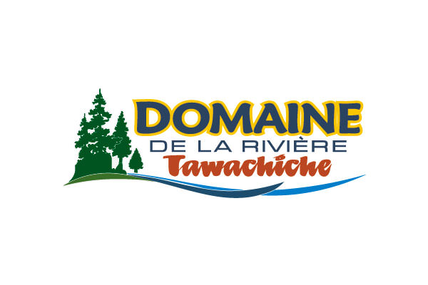 Logo Domaine de la rivière Tawachiche
