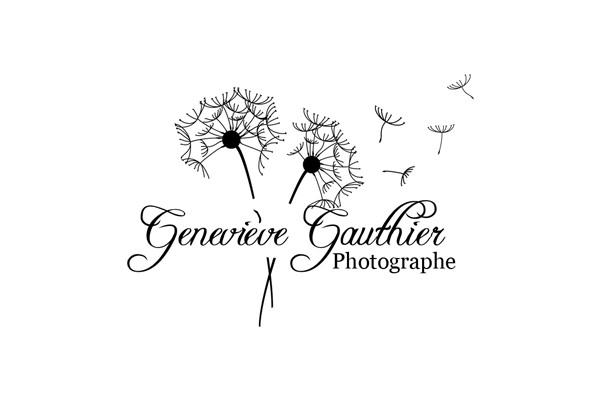 Logo Geneviève Gauthier Photographe
