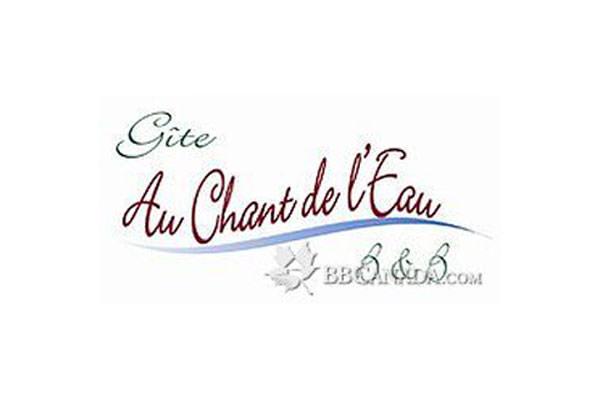 Logo Gîte Au Chant de l'Eau